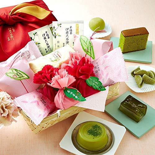 伊藤久右衛門の抹茶スイーツセットをプレゼント