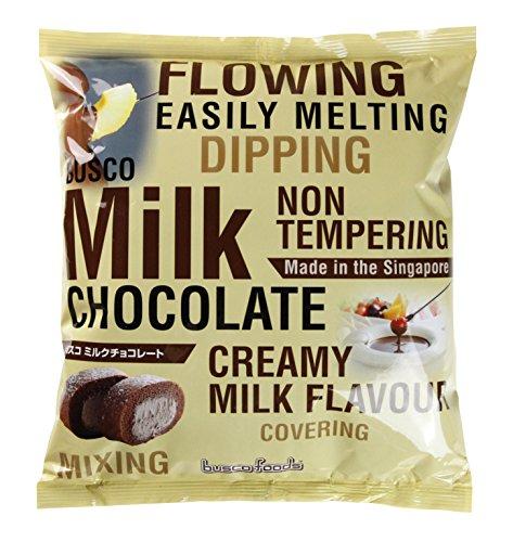 バスコチョコレート1kg (ミルクチョコレート)