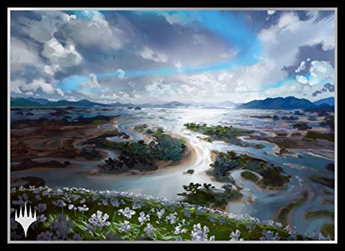 マジック:ザ・ギャザリング プレイヤーズカードスリーブ 『カラデシュ』《島》 (MTGS-110)