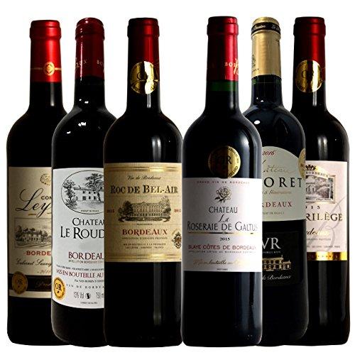 贅沢飲み比べ赤ワインを記念日にプレゼント