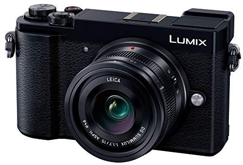 パナソニック ミラーレス一眼カメラ ルミックス GX7MK3 単焦点ライカDGレンズキット ブラック DC-GX7MK3L-K