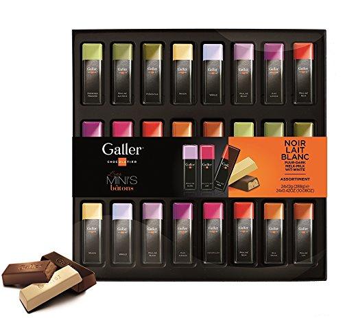 ガレーのチョコレートは母親も満足するスイーツで高級感があるスイーツ