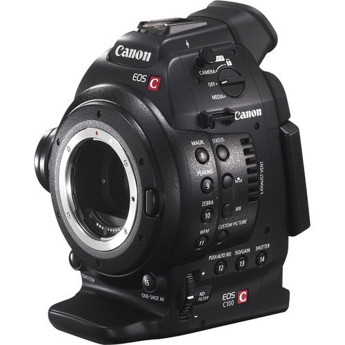 Canon EOS C100 Cinema EOS Camera | 並行輸入品 (ボディのみ)