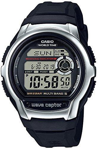 [カシオ]CASIO 腕時計 WAVE CEPTOR 世界5局対応電波時計 WV-M60-1AJF メンズ