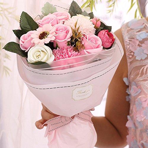ソープフラワーは結婚祝いに定番のプレゼント