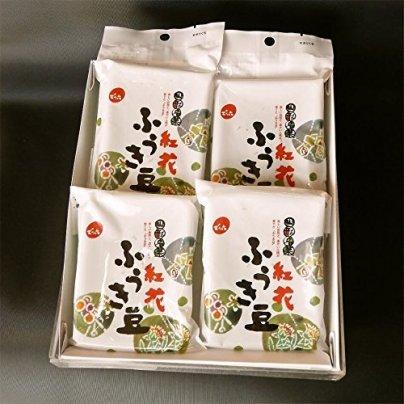 山形県銘菓 紅花ふうき豆 (でん六) 280g 山形ならでは商品☆富貴豆(ふうきまめ)「ふうき豆」は「青えんどう」の美しい自然の色を大切に作られています。ソフト感と上品な甘さが自慢です。お茶のお供に大人気です。店長おすすめ商品です!!開封後はお早めにご賞味下さい。■山形の癒しの駄菓子■青えんどうを蒸(ふ・か・す)かした豆の言葉から「ふうきまめ」と言われるようになりました。■店長☆当店イチ商品です!!≪得得企画商品≫・≪得得商品≫・送料込&無料企画
