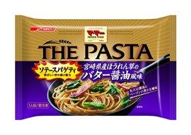 [冷凍] マ・マー THE PASTAソテースパゲティ 宮崎県産ほうれん草のバター醤油 265g