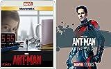 アントマン MovieNEX(期間限定) [ブルーレイ+DVD+デジタルコピー(クラウド対応)+MovieNEXワールド] [Blu-ray]