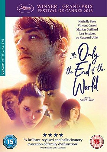 たかが世界の終わり ~Its Only The End Of The World~ [PAL, 再生環境をご確認ください]