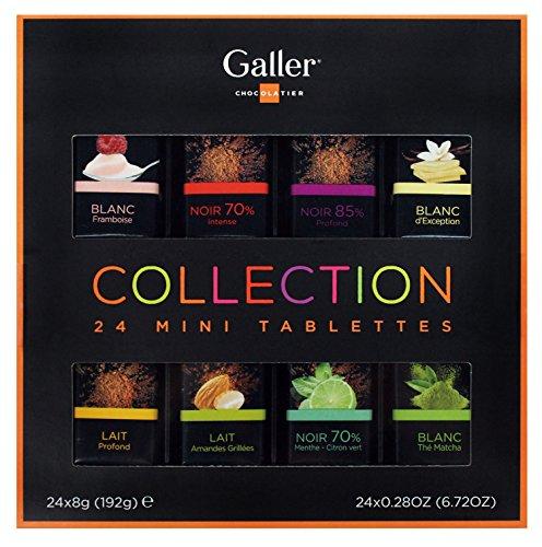 Galler(ガレー)チョコレートはベルギー王室御用達で退職祝いにおすすめのスイーツ