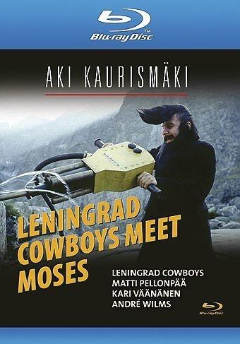 Leningrad Cowboys Meet Moses (1994) [ Blu-Ray Reg.A/B/C Import - Finland ]【DVD】 [並行輸入品]