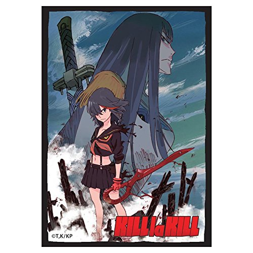 "Official Kill la Kill ""Ryuko & Satsuki"" Deck Protector sleeves (60 count pack)"