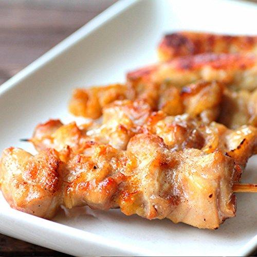 国産若鶏 もも串セット 焼き鳥 焼肉 バーベキュー におすすめ(50本)