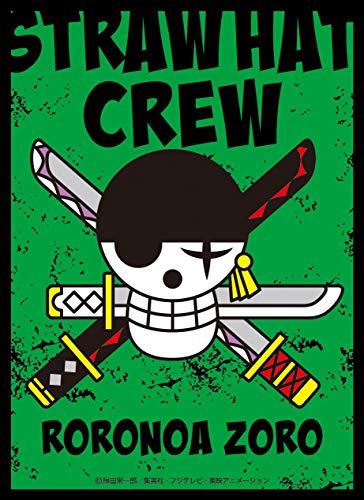 キャラクタースリーブ ワンピース <海賊旗> ロロノア・ゾロ(EN-867)