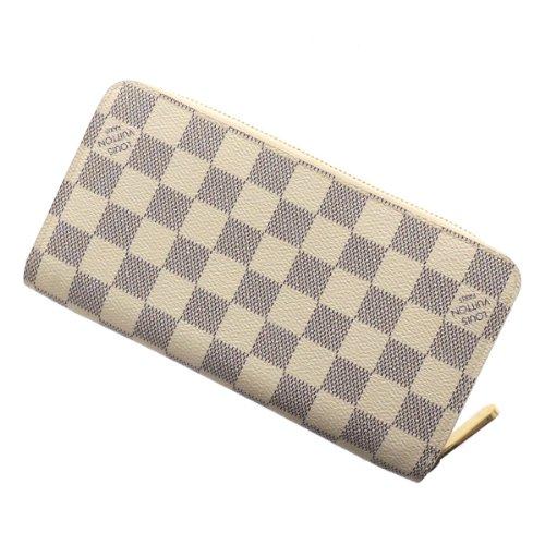 ヴィトンのダミエは女性に大人気の長財布