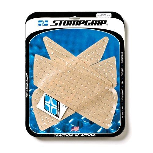 STOMPGRIP(ストンプグリップ) トラクションパッド タンクキット VOLCANO クリア 1098(07-08) 1198(09-11) 848(08-13) STREET FIGHTER/Sストリートファイター(09-12) 55-6003