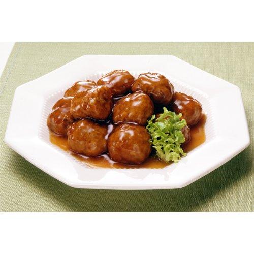 テーブルマーク グルメ 肉だんご(タレ付) 1kg  冷凍