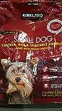 KIRKLAND(カークランド) SIGNATURE カークランド シグネチャー ドッグフード 小型犬用 チキン/ライス/ベジタブル 9.07kg