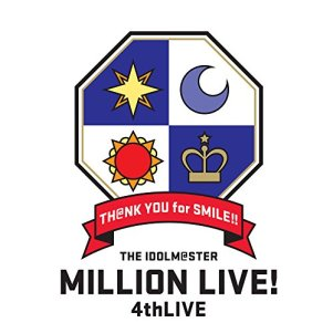 【Amazon.co.jp限定】 THE IDOLM@STER MILLION LIVE! 4thLIVE TH@NK YOU for SMILE! LIVE Blu-ray COMPLETE THE@TER (A4トートバッグ付)