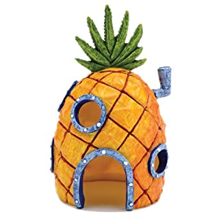 SpongeBob SquarePants パイナップルハウス アクアリウム(水槽用アクセサリー)