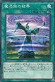 遊戯王 SR08-JP026 魔法族の結界 (日本語版 ノーマル) STRUCTURE DECK R - ロード・オブ・マジシャン -