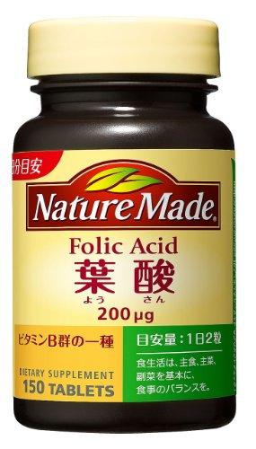 大塚製薬 ネイチャーメイド 葉酸 150粒
