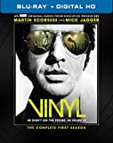 Vinyl: The Complete First Season [Blu-ray] [Import]