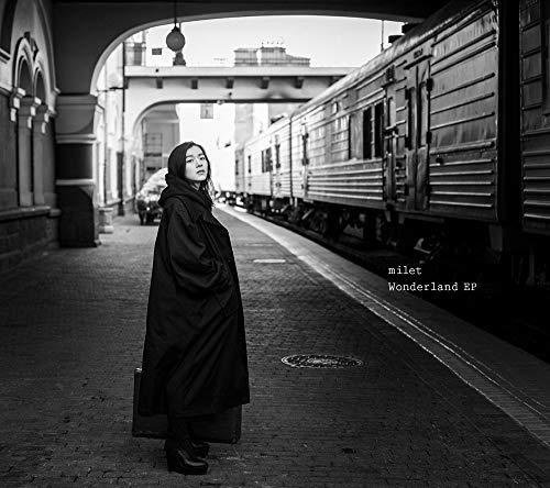 Wonderland EP(初回生産限定盤)(DVD付)(特典なし)