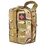 医療バッグ メディカルバッグ MOLLE アウトドア収納式 医療 EMT 救急対応用品 防災用品 旅行 登山MC