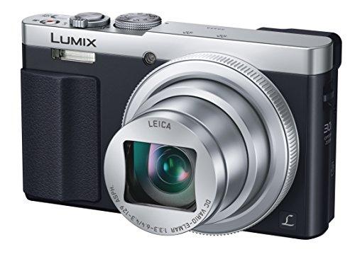 Panasonic デジタルカメラ ルミックス TZ70 光学30倍 シルバー DMC-TZ70-S