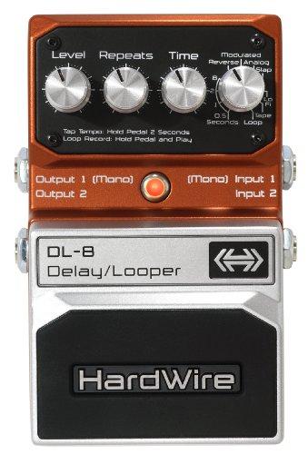 DIGITECH HardWire DL-8/Delay/Looper