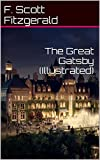 The Great Gatsby  (Illustrated) (English Edition)