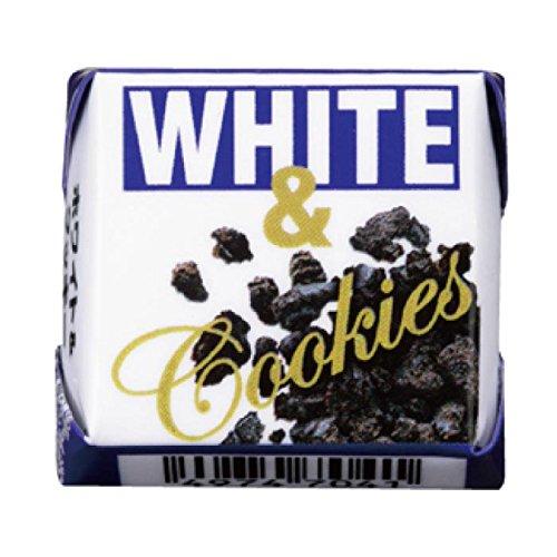 チロルチョコ<ホワイト&クッキー> 1個×30個