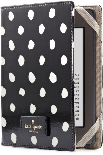 kate spade new york Normandy Dot Case (Kindle Paperwhite専用)