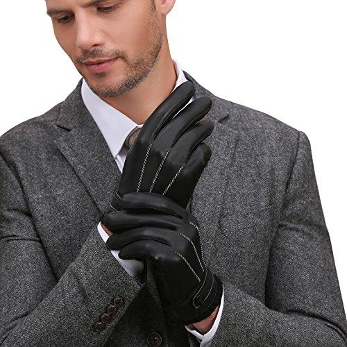 スマホも操作可能な手袋を大学生の彼氏にプレゼント