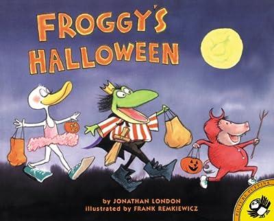 Froggy\'s Halloween