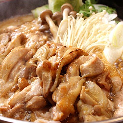 水郷どり すき焼き 鍋セット 野菜付き 【冷蔵限定 冷凍商品と同梱不可】