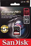 SanDisk サンディスク SDXC カード 128GB Extreme Pro UHS-I 超高速U3 Class10 5年保証 [並行輸入品]