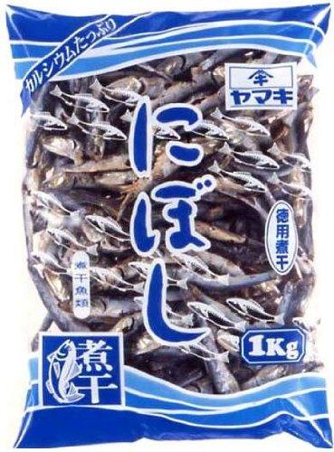 ヤマキ 煮干L.B 1kg