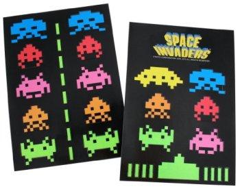 【激レア】スペースインベーダー Space Invaders マグネット 輸入品 タイトー公式グッズ