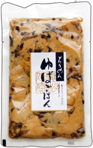 ちりめんゆばごはん(混ぜご飯の素) 170g