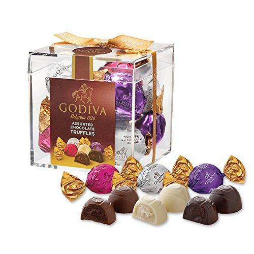 高級チョコのゴディバは女性が貰って嬉しいチョコレート