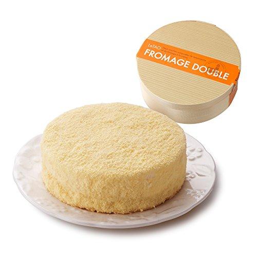ルタオのチーズケーキは上品な甘さで最良のくちどけ