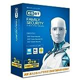 【旧商品】ESET ファミリー セキュリティ   5台3年版   Win/Mac/Android対応