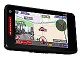 ユピテル フルマップレーダー探知機 W50 3年保証 GPSデータ13万6千件以上 小型オービスレーダー波受信 OBD2接続 GPS/一体型/フルマップ表示/静電式タッチパネル
