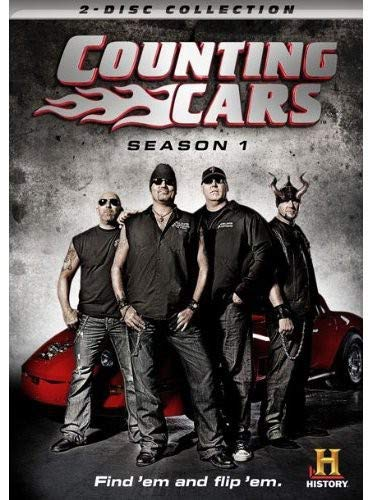 Counting Cars: Season 1/ [DVD] [Import]