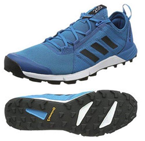 アディダス (adidas) 軽量トレイルランニングシューズ 27.5cm テレックス TERREX AGRAVIC SPEED 国内正規品 S80864 ミステリーペトロール