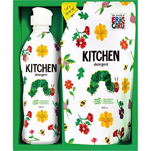 キッチン洗剤セットを出産祝いの内祝いに人気