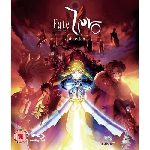Fate Zero Pt 1 [Blu-ray](imports)