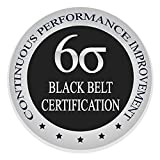 Learn Lean Six Sigma Black Belt The Easy Way Now, Certification & Training Course, Get Trained & Certified Now Finally